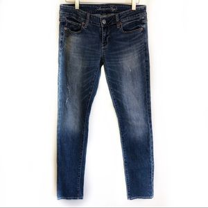 American Eagle Stretch Skinny Jeans Size 4